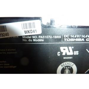 TOSHIBA SATELLITE L50-A BATTERY/BATERIA P000573240 PA5107U-1BRS ORIGINAL