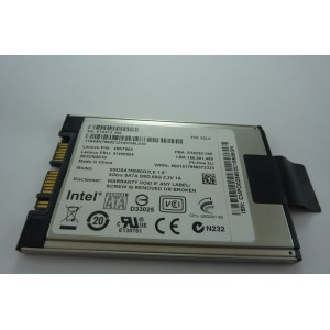 """SSD 80GB USATA LENOVO P/N:45N7960 MOD.SSDSA1M080G2LE 1.8"""" ORIGINAL/TESTADO"""