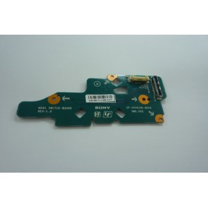 SONY VAIO PCG-3A1M POWER BUTTON BOARD 1P-1076100-8010 ORIGINAL