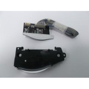 LG LCD TV SENSOR REMOTE YWA1R97401A 0XDA35V2.0L