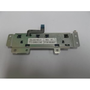 DELL INSPIRON 1520 TOUCHPAD BUTTONS 150-000165-01 REV.R1