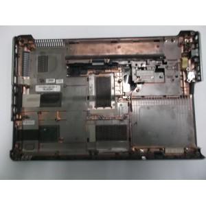 HP PAVILION DV6-2028ES BUTTON BASE COVER CARCASA INFERIOR 532737-001