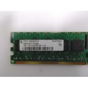 MEMORIA IBM RAM 1GB PC2-3200R-333 1RX4 73P2870