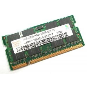 SODIMM DDR2 1GB 2RX8 PC2-5300S TESTEADAS VARIAS MARCAS