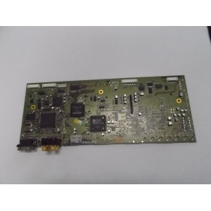 PHILIPS 3122 123 6001.7 MAINBOARD TV 3122357 22404