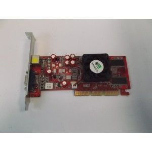 NVIDIA NV MX4000 128MB-L DDR 64BIT E248779 TARJETA GRAFICA