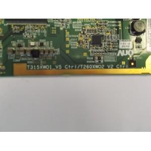 "SAMSUNG T-CON 26"" T315XW01-V5 / T260XWO2 V2 05A09-1C"