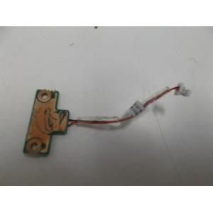 TOSHIBA SATELLITE L300 POWER BUTTON BOARD+FLEX CABLE. V000130870+6017B0146501