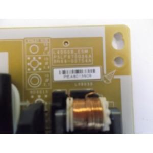 SAMSUNG TV UE40H5203 POWER SUPPLY BN44-00754A