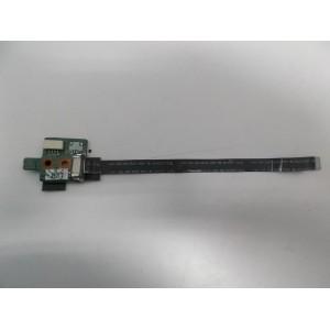 HP COMPAQ POWER BUTTON BOARD + FLEX 33AT8BB0030