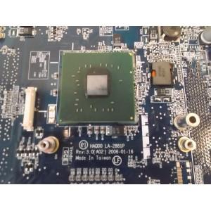 DELL PP05XA MAINBOARD /MOTHERBOARD LA-2881P REV.3.0 (A02) TESTADA